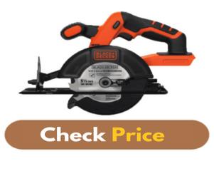 BLACK+DECKER BDCCS20B - Best Circular Saw Australia product image