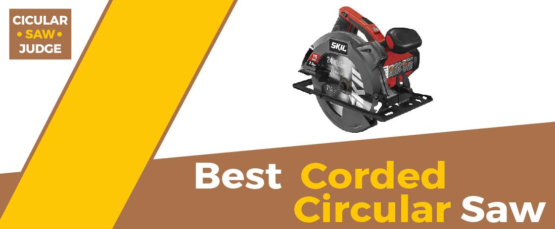 Best Corded Circular Saw 2020