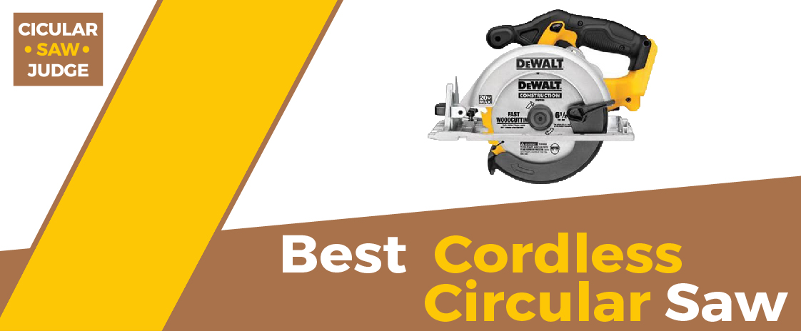 Best Cordless Circular Saw 2020