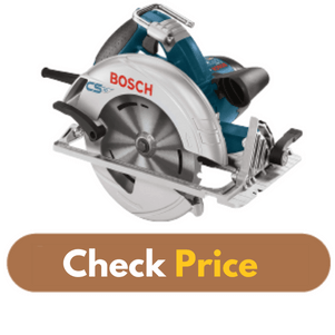 Bosch CS10 7-14-Inch - Best Circular Saw for Beginners product image