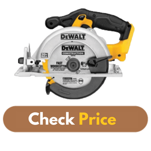 DEWALT DCS391B - Best Circular Saw or the Money product image