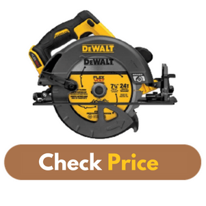 DEWALT DCS575B - Best Circular Saw for the Money product image