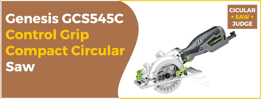 Genesis GCS545C - Best Circular Saw Australia