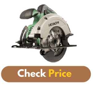 Hitachi C18DGLP4 18V - Best Circular Saw for Framing Product Image