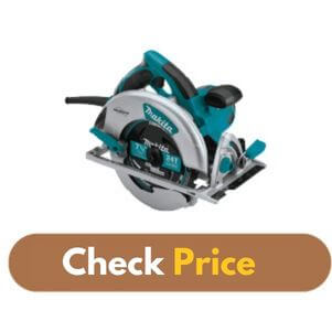 "Makita 5007MGA 7-1/4""  - Best Circular Saw for Beginners Product Image"