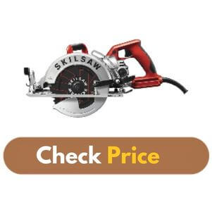 SKILSAW SPT77WML-01 - Best Circular Saw Under 100 Product Image