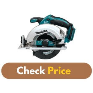 Makita XSS02Z Cordless - Best Budget Circular Saw Product Image