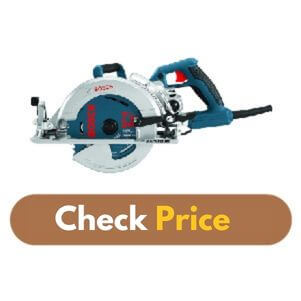 Bosch CSW41 Worm Drive - Best Circular Saw Brand Product Image