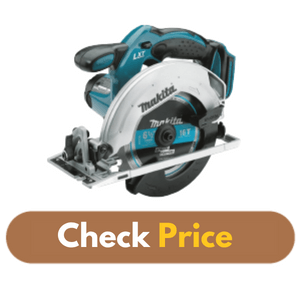 Makita XSS02Z 18V 6-12 - Best Circular Saw Brand Product Image