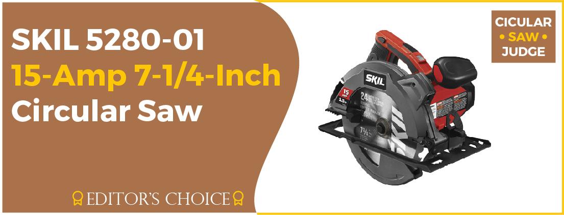 SKIL 5280-01 15-Amp - Best Circular Saw Under 100