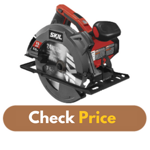 SKIL 5280-01 15-Amp - Best Circular Saw Under 100 product image
