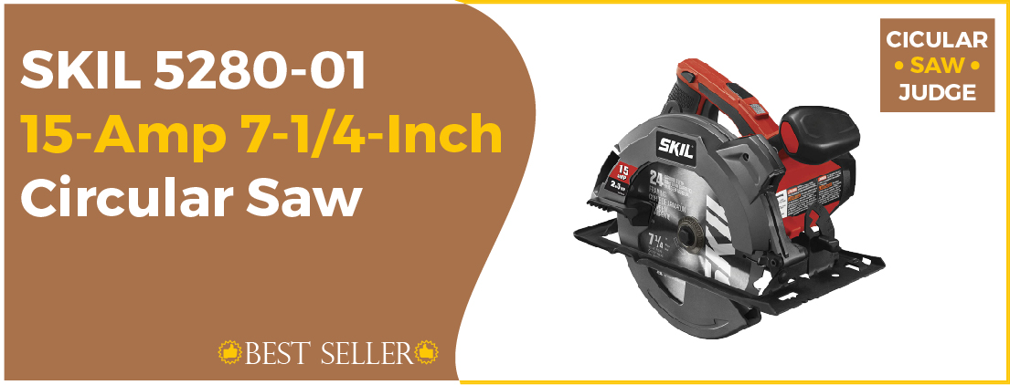SKIL 5280-01 - Best Circular Saw Guide