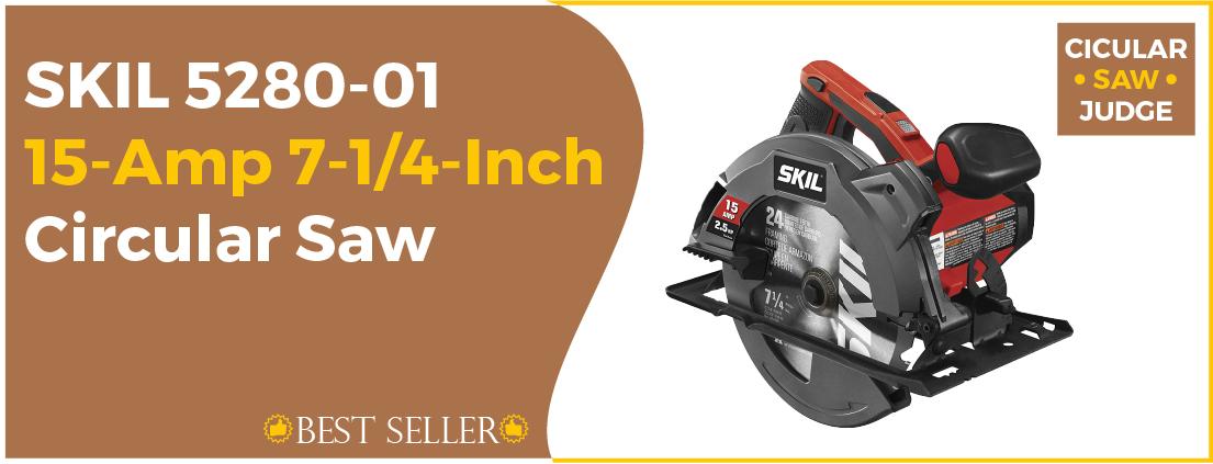 SKIL 5280-01 - Best Corded Circular Saw
