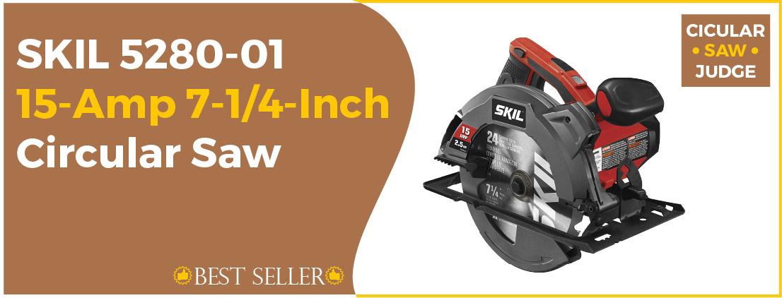 SKIL 5280-01 - Best Cordless Circular Saw