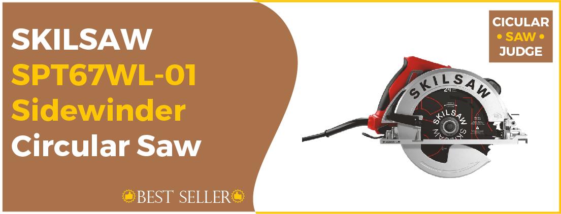 SKILSAW SPT67WL-01 - Best Compact Circular Saw