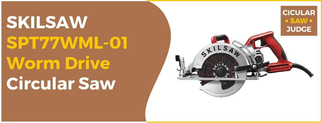 SKILSAW SPT77WML-01 - Best Circular Saw Australia