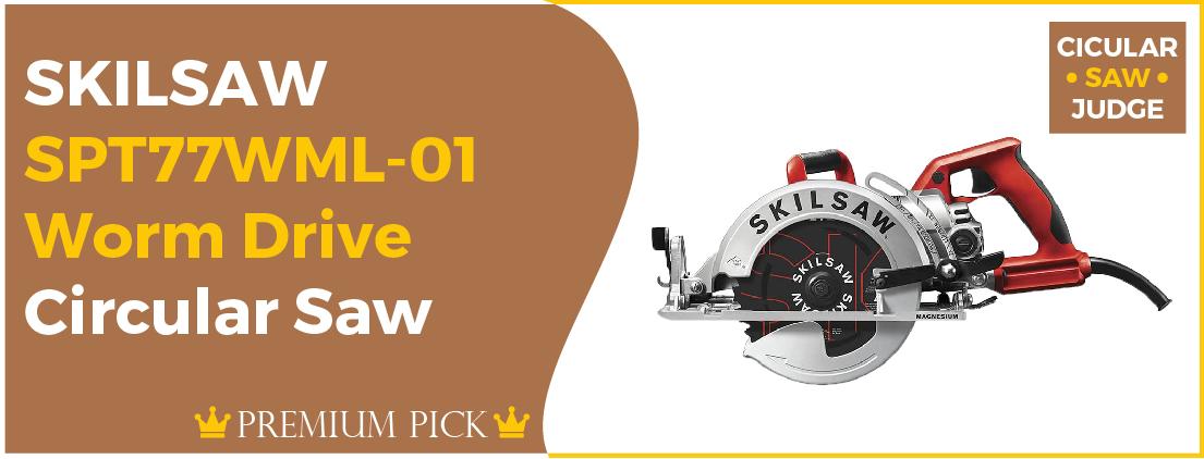 SKILSAW SPT77WML-01 - Best Cordless Circular Saw